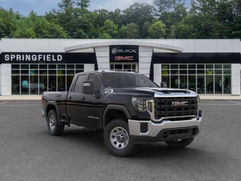 2020 GMC Sierra 2500HD for sale at Springfield Buick GMC in North Springfield VT