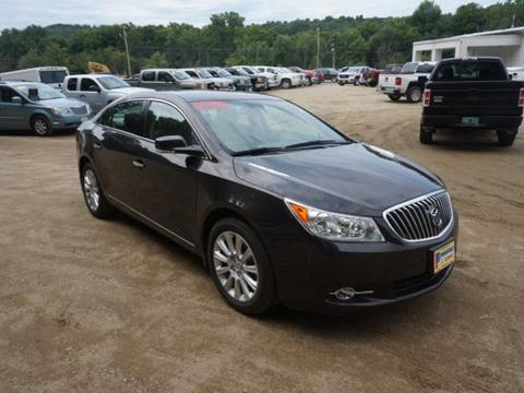 2013 Buick LaCrosse for sale in North Springfield VT