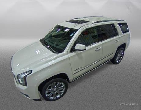 2015 GMC Yukon for sale in North Springfield, VT