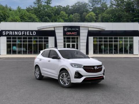 2020 Buick Encore GX Essence for sale at Springfield Buick GMC in North Springfield VT
