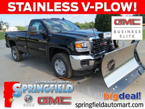2016 GMC Sierra 2500HD for sale in North Springfield, VT