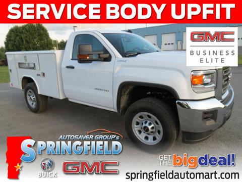 2016 GMC Sierra 3500HD for sale in North Springfield VT