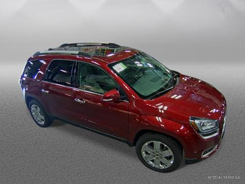 2017 GMC Acadia Limited for sale in North Springfield VT