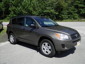 2010 Toyota RAV4 for sale in North Springfield, VT