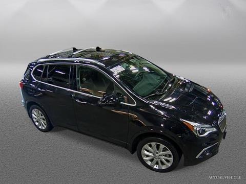 2017 Buick Envision for sale in North Springfield VT