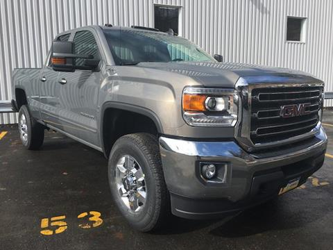 2017 GMC Sierra 2500HD for sale in North Springfield VT