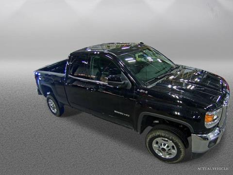 2017 GMC Sierra 2500HD for sale in North Springfield, VT