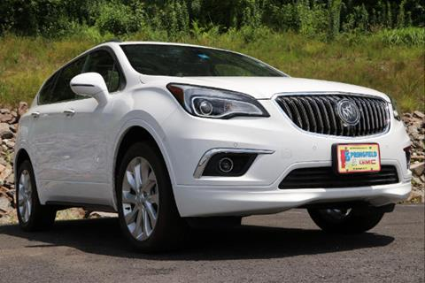 2017 Buick Envision for sale in North Springfield, VT