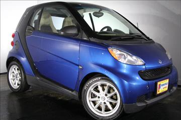 2008 Smart fortwo for sale in North Springfield, VT