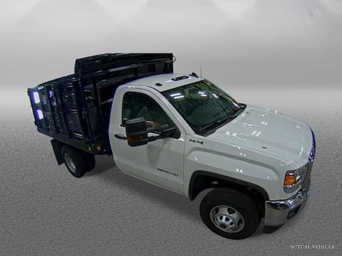 2017 GMC Sierra 3500HD for sale in North Springfield VT