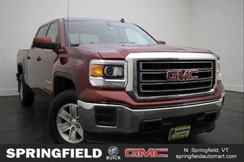 2014 GMC Sierra 1500 for sale in North Springfield VT