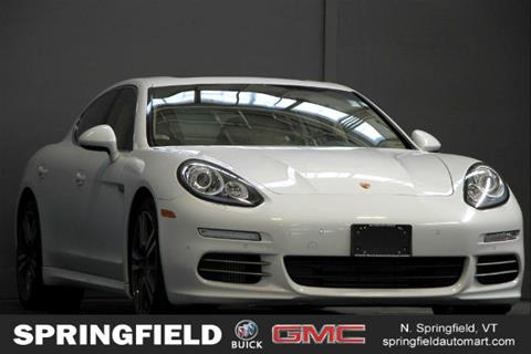2015 Porsche Panamera for sale in North Springfield VT