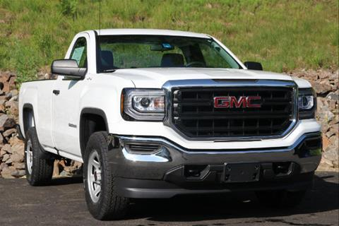 2017 GMC Sierra 1500 for sale in North Springfield VT