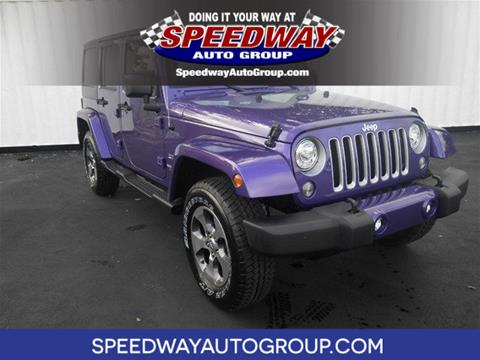 2017 Jeep Wrangler Unlimited for sale in Lansing, KS
