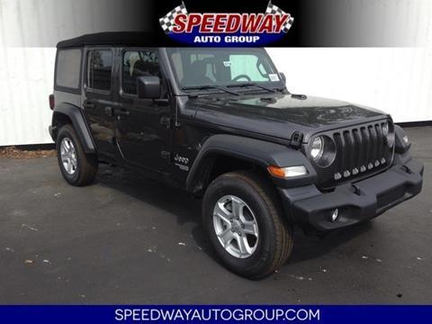 2018 Jeep Wrangler Unlimited for sale in Lansing, KS