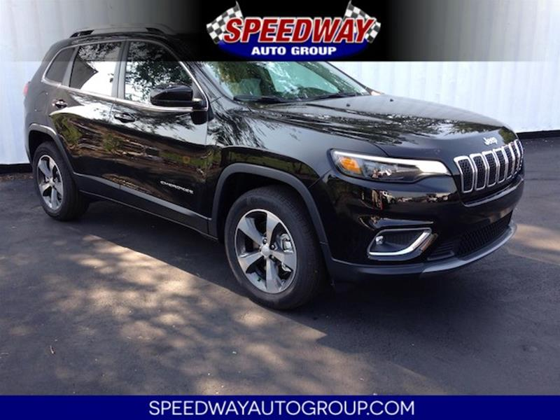 2019 Jeep Cherokee 4x4 Limited 4dr SUV - Lansing KS