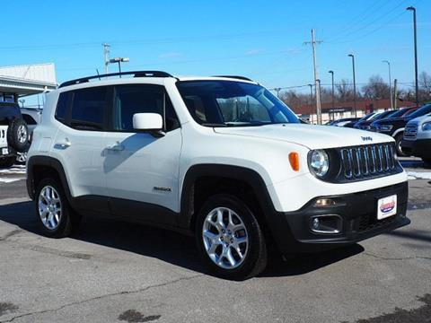 2018 Jeep Renegade for sale in Lansing, KS