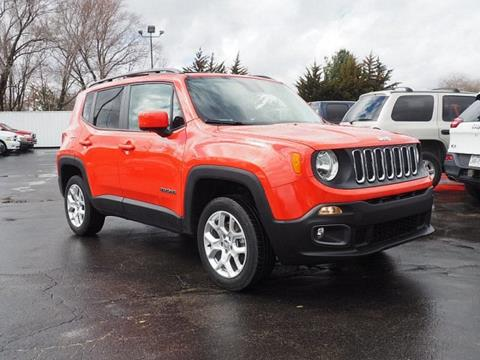 2015 Jeep Renegade for sale in Lansing, KS