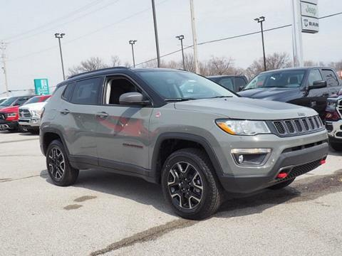 2019 Jeep Compass Trailhawk for sale at Speedway Dodge - Speedway Auto Group in Lansing KS