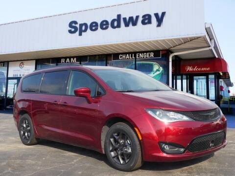 2019 Chrysler Pacifica for sale at Speedway Dodge in Lansing KS