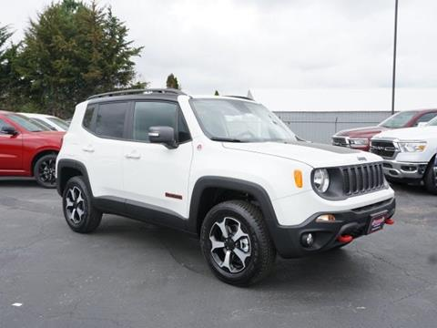2019 Jeep Renegade Trailhawk for sale at Speedway Dodge - Speedway Auto Group in Lansing KS