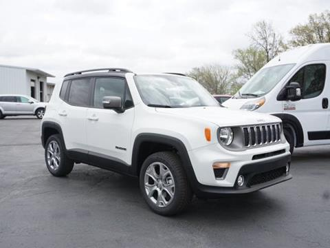 2019 Jeep Renegade Limited for sale at Speedway Dodge - Speedway Auto Group in Lansing KS