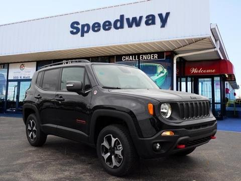 2019 Jeep Renegade for sale at Speedway Dodge in Lansing KS
