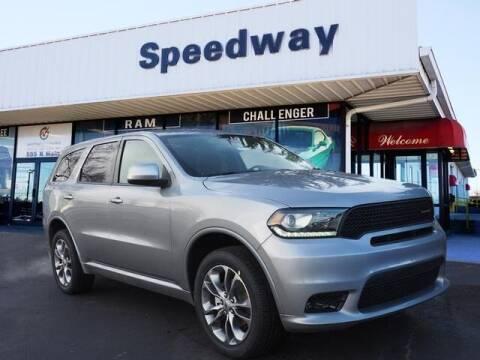 2020 Dodge Durango for sale at Speedway Dodge in Lansing KS
