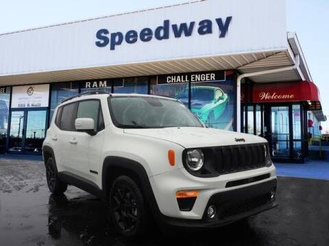 2020 Jeep Renegade for sale at Speedway Dodge in Lansing KS