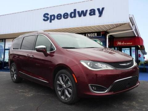 2020 Chrysler Pacifica for sale at Speedway Dodge in Lansing KS