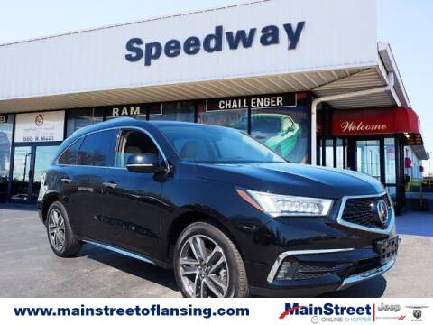 2017 Acura MDX for sale at Speedway Dodge in Lansing KS