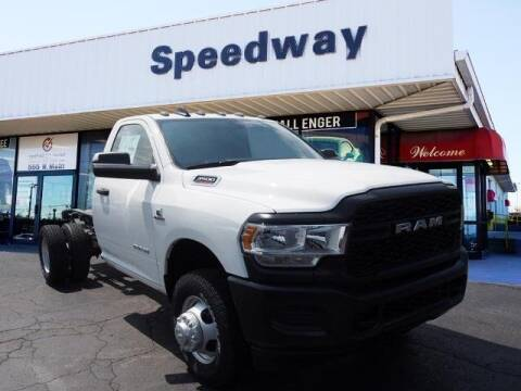 2020 RAM Ram Chassis 3500 for sale at Speedway Dodge in Lansing KS