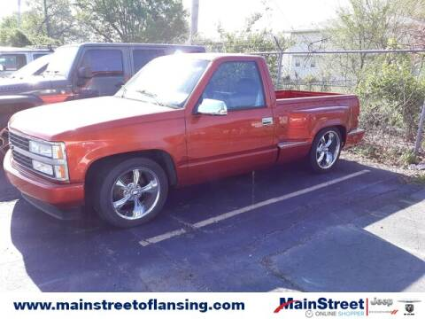 1991 Chevrolet C/K 1500 Series for sale at Speedway Dodge in Lansing KS