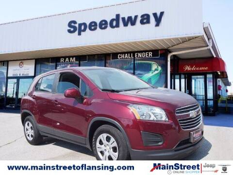 2016 Chevrolet Trax for sale at Speedway Dodge in Lansing KS