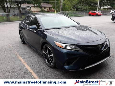 2018 Toyota Camry for sale at Speedway Dodge in Lansing KS