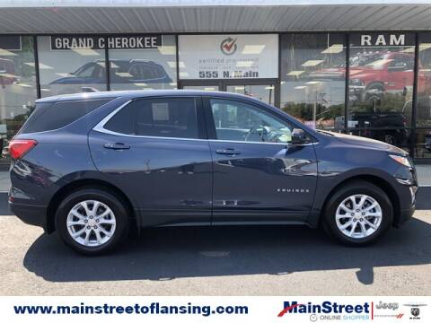 2018 Chevrolet Equinox for sale at Speedway Dodge in Lansing KS