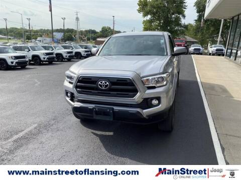 2017 Toyota Tacoma for sale at Speedway Dodge in Lansing KS