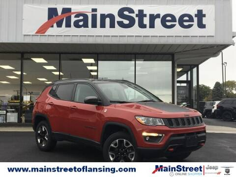 2017 Jeep Compass for sale at Speedway Dodge in Lansing KS