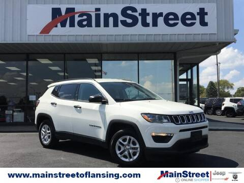 2020 Jeep Compass for sale at Speedway Dodge in Lansing KS