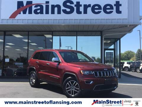 2019 Jeep Grand Cherokee for sale at Speedway Dodge in Lansing KS