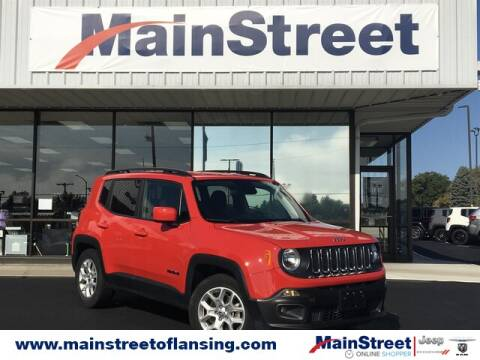 2018 Jeep Renegade for sale at Speedway Dodge in Lansing KS