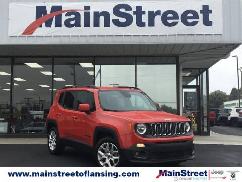2017 Jeep Renegade for sale at Speedway Dodge in Lansing KS