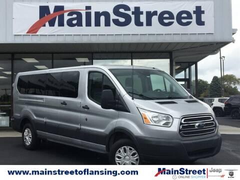 2015 Ford Transit Passenger for sale at Speedway Dodge in Lansing KS