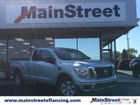 2017 Nissan Titan for sale at Speedway Dodge in Lansing KS