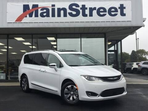 2020 Chrysler Pacifica Hybrid for sale at Speedway Dodge in Lansing KS