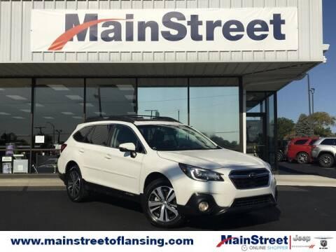 2018 Subaru Outback for sale at Speedway Dodge in Lansing KS