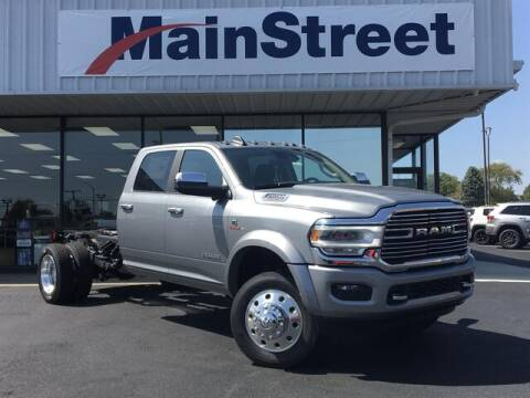 2020 RAM Ram Chassis 5500 for sale at Speedway Dodge in Lansing KS