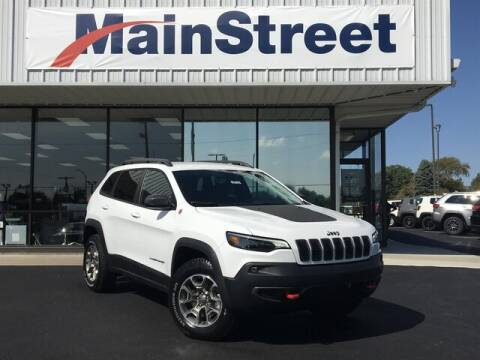 2020 Jeep Cherokee for sale at Speedway Dodge in Lansing KS