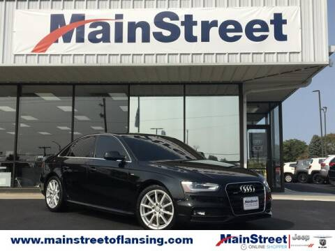 2015 Audi A4 for sale at Speedway Dodge in Lansing KS