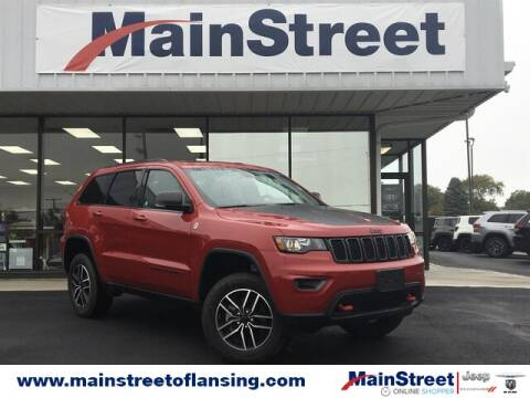 2020 Jeep Grand Cherokee for sale at Speedway Dodge in Lansing KS